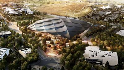 Google revela detalhes da construção de sua própria cidade em Mountain View
