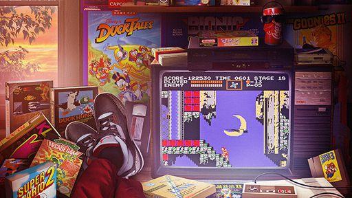 Os 10 melhores jogos da era 8-bit