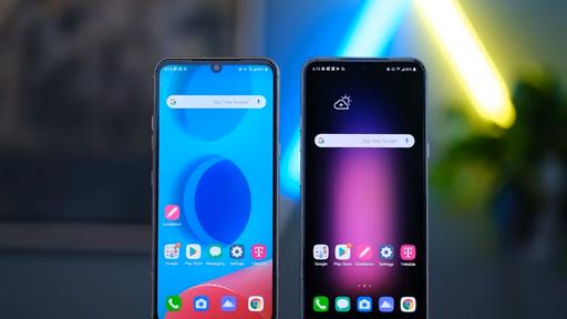 LG V60 ThinQ 5G chega ao mercado com configurações de 2020, mas visual de 2019