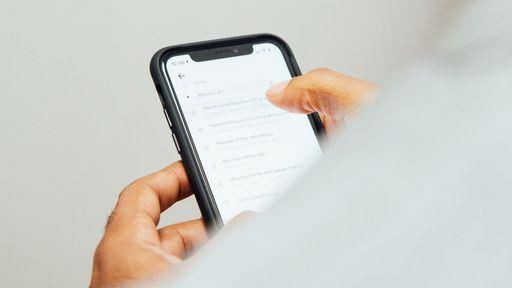Como aumentar o tamanho da fonte do iPhone