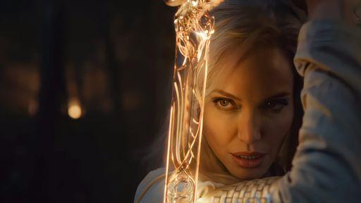 Eternos │ Personagem de Angelina Jolie vai sofrer com perda de memória no filme