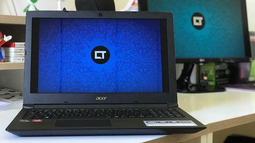 Análise   Acer Aspire 3 com Ryzen é notebook básico que só peca no preço