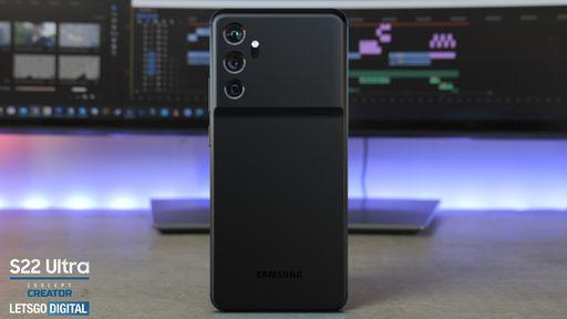 Galaxy S22 e S22+ chegarão com telas menores e sem câmera sob o display