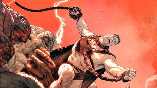 HQs e super-heróis   A nova fase da DC e simbiontes invadindo a Marvel