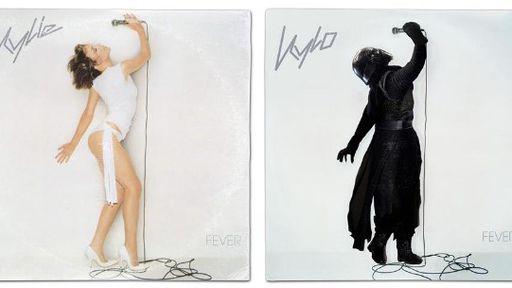 Artista mistura Star Wars com capas de discos famosos