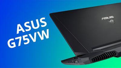 ASUS G75VW, um notebook voltado para gamers [Análise]
