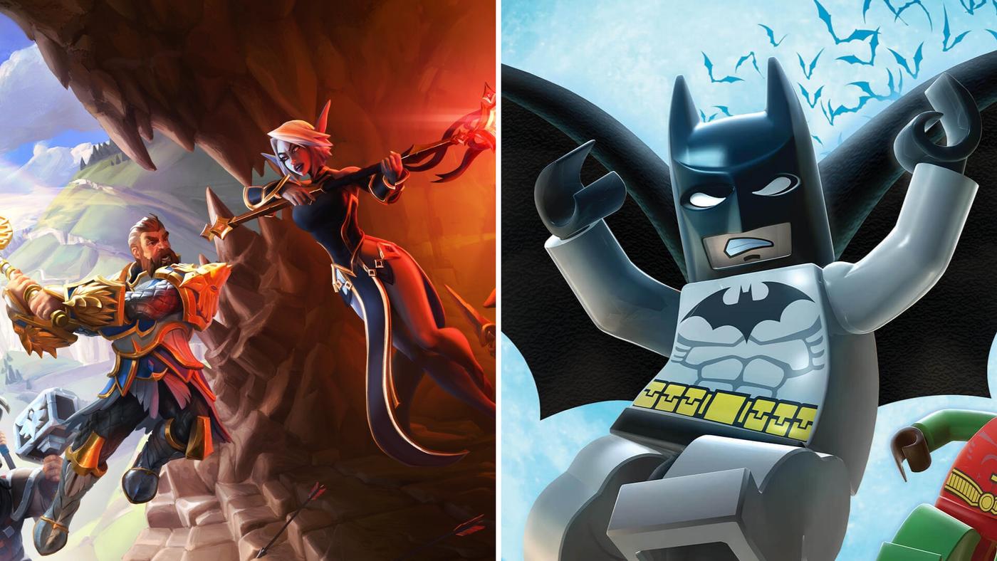 Games With Gold | Dungeons 3 e Lego Batman são destaques de maio - Canaltech