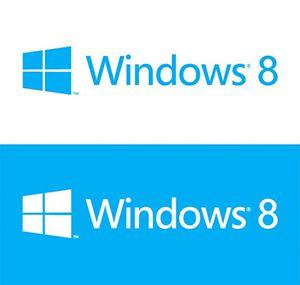 Logo do Windows 8