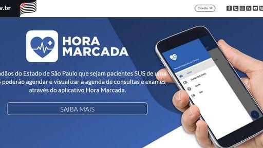 Governo de São Paulo lança aplicativo para agendamento de consultas