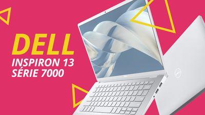 Conheça o Inspiron 13 série 7000, o notebook premium da Dell