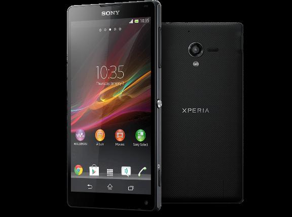 Sony Xperia ZQ oficial