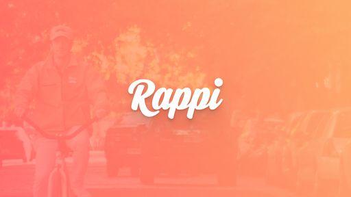 Rappi lança serviços de games, músicas e lives dentro do próprio app