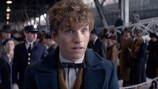 """J.K. Rowling diz que """"Animais Fantásticos..."""" terá 5 filmes"""