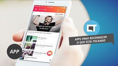 Apps para reconhecer as músicas no smartphone [Dica de App]