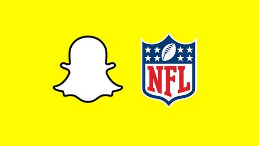 Snapchat e NFL firmam novo contrato para criação de canal da liga no aplicativo