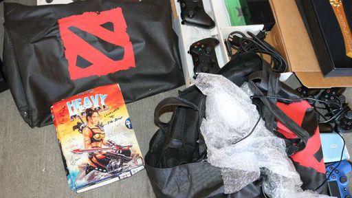 Homem invade sede da Valve e rouba US$ 42 mil em produtos e equipamentos
