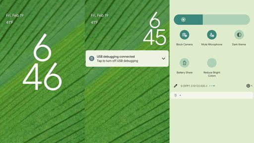 Android 12 | Veja como são os novos temas dinâmicos do sistema do Google