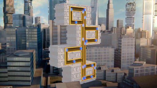 Já existe um elevador que se move horizontalmente, e sem cabos