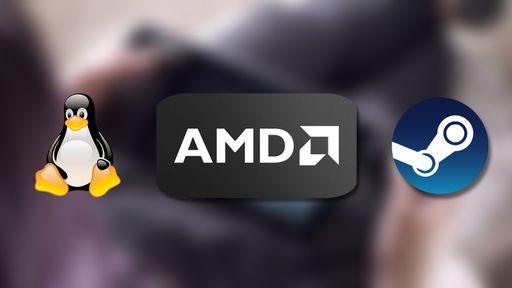 Valve e AMD se juntam para melhorar desempenho de jogos no Linux