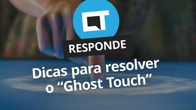 Como resolver o toque fantasma / ghost touch na tela [CT Responde]
