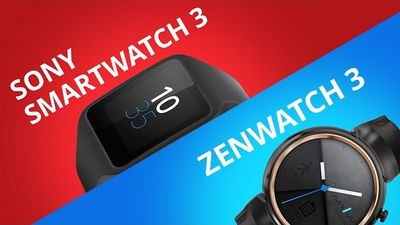 Sony Smartwatch 3 vs Asus Zenwatch 3 [Comparativo]