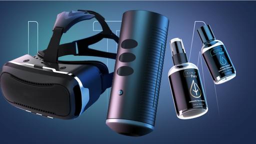 Dispositivo promete simular sexo real entre parceiros com realidade virtual