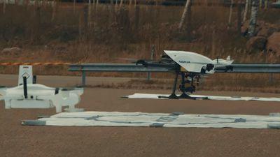 Patente indica que Nokia pode lançar nova linha de drones em breve
