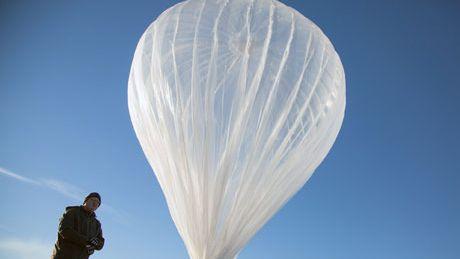 Project Loon: Google irá disponibilizar conexão com a internet através de balões