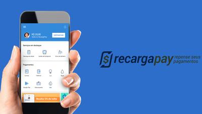 RecargaPay: baixe o app e ganhe R$ 10 em recarga para seu celular