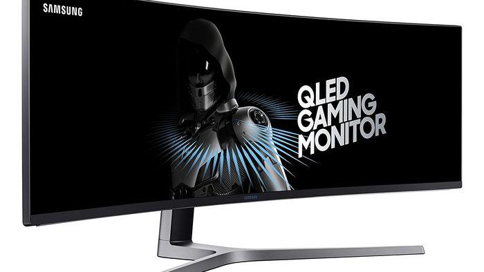 2d9a35cdd Samsung lança monitor widescreen de 49 polegadas com tela curva - Produtos