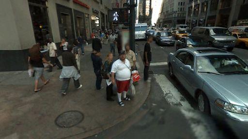 30 imagens bizarras e curiosas do Google Street View e do Google Maps