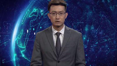 TV chinesa exibe inteligência artificial para apresentar notícias