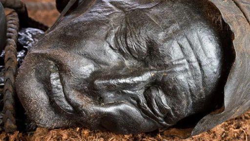 Múmia de homem morto há 2.400 anos revela qual foi sua última refeição