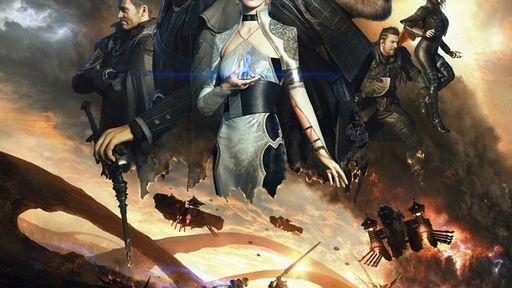 Kingsglaive, filme em CG de Final Fantasy XV, chega ao Brasil em outubro