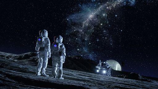 NASA lançará quase 40 missões para estabelecer presença fixa na Lua até 2028