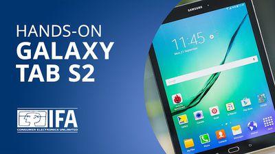 Samsung Galaxy Tab S2: experimentamos o novo tablet da sul-coreana [Hands-on   I