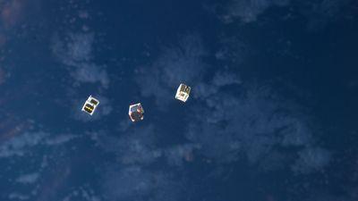 NASA seleciona 16 projetos para novos CubeSats, os satélites em miniatura