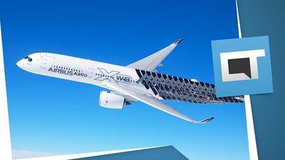 Airbus A350 XWB: conhecemos, em detalhes, um dos aviões mais modernos do mundo [