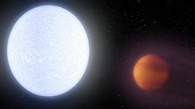 Cientistas da NASA recriam em laboratório a atmosfera de exoplanetas