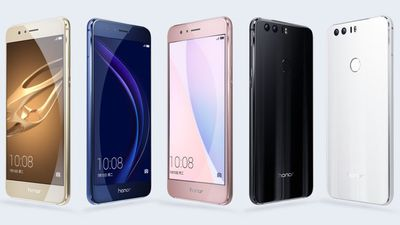 Huawei anuncia lançamento do Honor 8 com câmera dupla e corpo em vidro