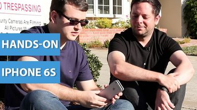 Hands-on do iPhone 6s na Garagem da Apple, em Cupertino (EUA) [Hands-on]