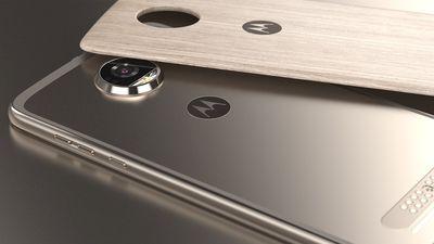 Moto Z3 Play aparece equipado com Moto Mod para rede 5G em imagens vazadas
