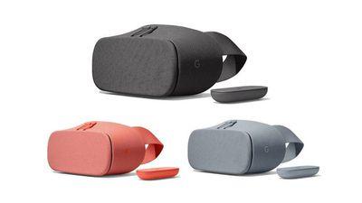 Google muda design do Daydream View e aumenta o preço dos óculos de RV