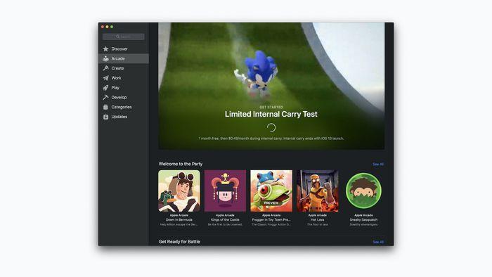 Apple já está testando serviço de assinaturas de games internamente