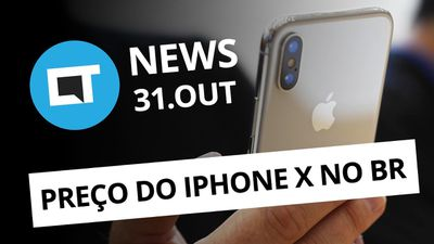 iPhone X por quase R$ 8 mil; House of Cards cancelada; Nokia 2 anunciado[CT New]