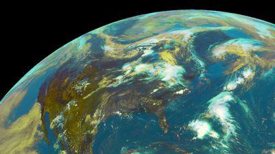 Time-lapse da NASA mostra as mudanças climáticas da Terra nos últimos 20 anos