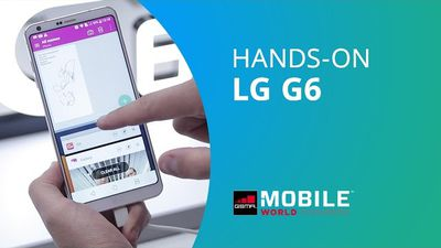 LG G6 [Hands-on MWC 2017]