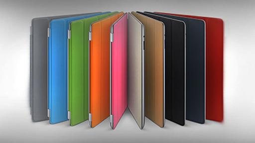 Patente da Apple indica planos de tornar a Smart Cover uma segunda tela