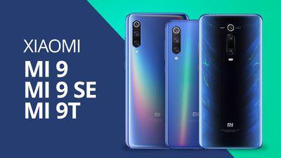 Xiaomi Mi 9, Mi 9 SE e Mi 9T [Comparativo]