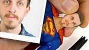 Transforme-se em seu super herói predileto!